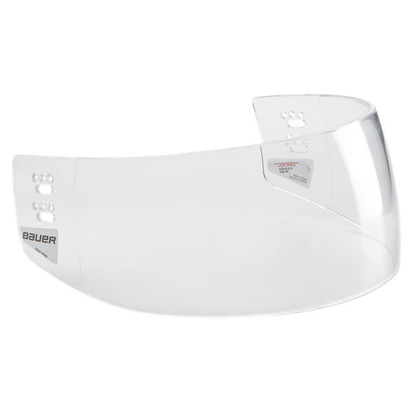 Centre Ice -Bauer Pro Straight Visor
