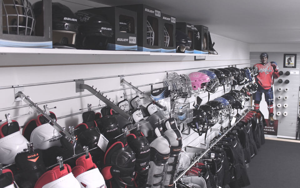 Centre Ice Shop