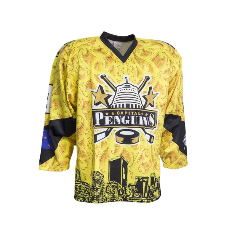 Capital Penguins Inline Hockey
