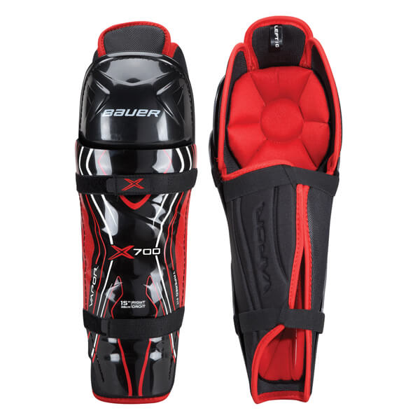 Bauer Vapor X700 Shin Guards