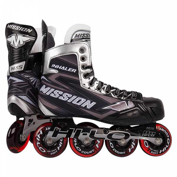 Mission INHALER NLS:04 Senior  Inline Hockey Skates Inline-Skates