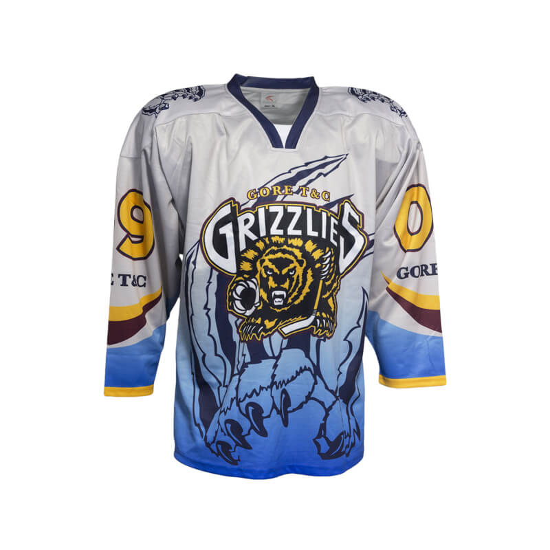 Gore Grizzlies Ice Hockey