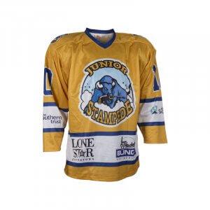 Junior Stampede Ice Hockey