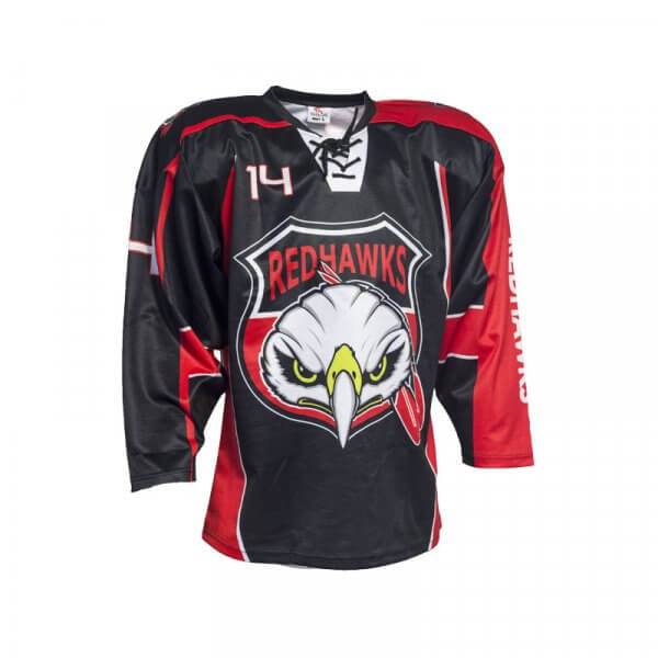 Red Hawks Inline Jersey Away