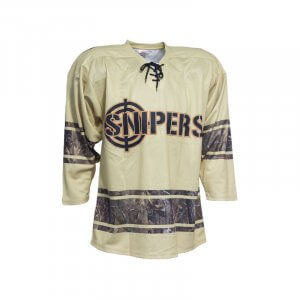 Snipers Inline Jersey Away