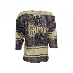 Snipers Inline Jersey Home