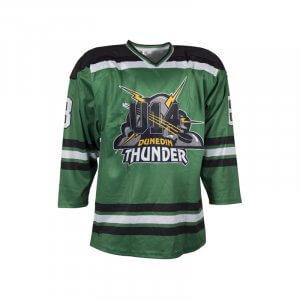 Dunedin Thunder U14 team jersey
